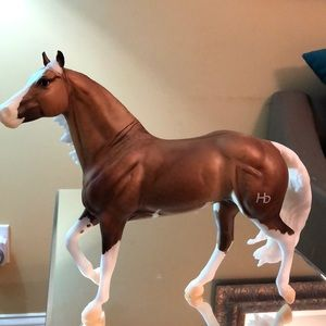 Breyer Traditional Big Chex to Cash Horse